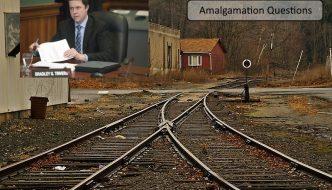 Amalgamation Questions
