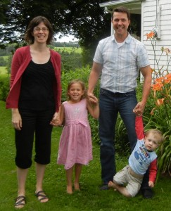 The Trivers Family - July 31, 2011