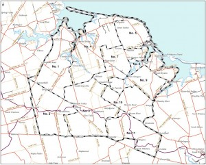 Where is PEI District 18?
