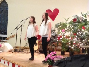 CQUC Valentines Day 2015 - HOWES SISTERS 2