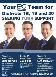 Brad Trivers - PCs in County Line Courier