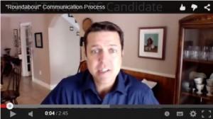 roundabout communication process