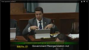 Legislature Videos – Nov 18, 2015