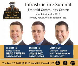 St. Patrick's Day Infrastructure Summit – Emerald Boxcar Pub & Grill