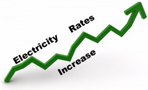 Electricity price increase charged for full billing period
