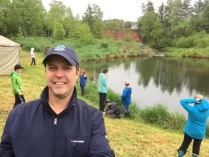 WRIG 2016 - Brad Trivers - Rackhams Pond
