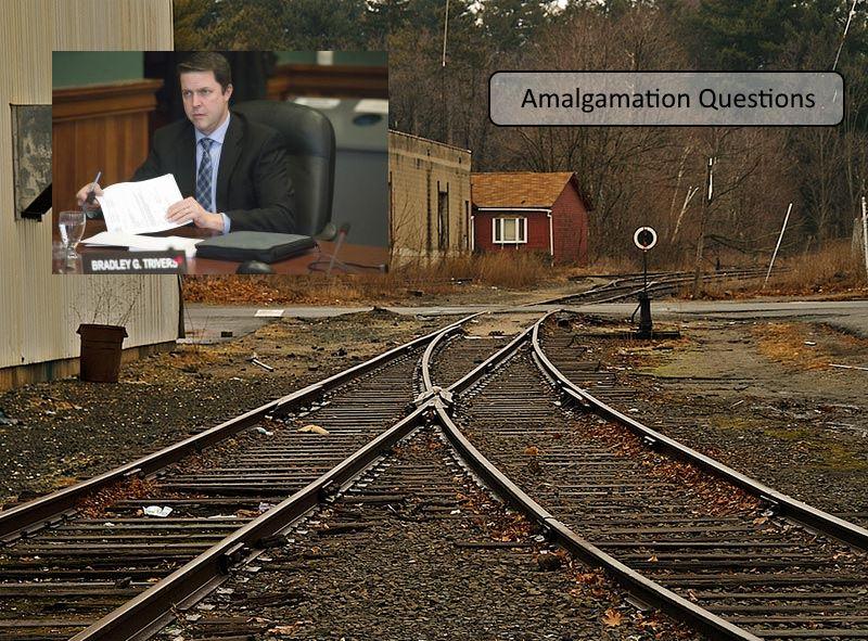 Brad Trivers amalgamation-questions