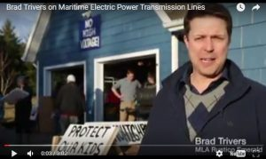 Maritime Electric Power Lines - Brad Trivers - April 2016