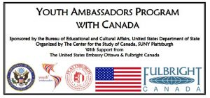 Youth Ambassadors Program With Canada