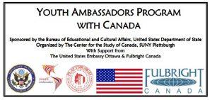 Youth Ambassadors Program With Canada