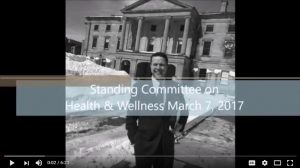 Trivers Questions – SC on Health and Wellness – Mar 7, 2017