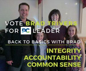 BACK TO BASICS - Brad Trivers - Family