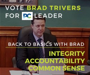 BACK TO BASICS - Brad Trivers - Standing Committee