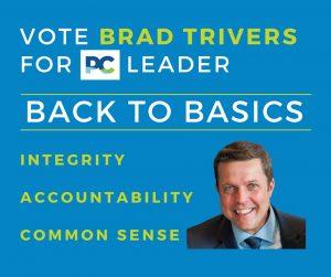 BACK TO BASICS - Integrity Accountability Common Sense - Brad Trivers