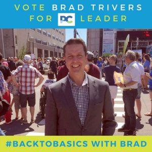 Back to Basics - Brad Trivers for PEI PC Leader - Divercity 2