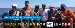 Facebook Cover - Brad Trivers for PEI PC Leader - Lobster Landing Day 2 changed