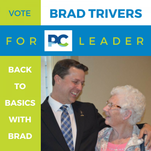 Back to Basics - Brad Trivers - Profile - Social Media - Rita MacDonald