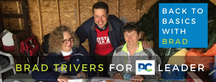 Brad Trivers for PEI PC Leader - Janice - Mo