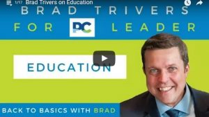 Brad Trivers on Education - PC Leadership