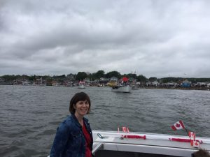 Boat Parade - Canada Day 2017 - North Rustico Harbour - Karen Trivers