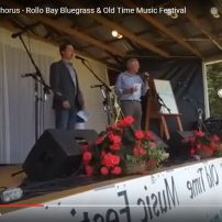 Trivers and Bevan-Baker Sing At Rollo Bay