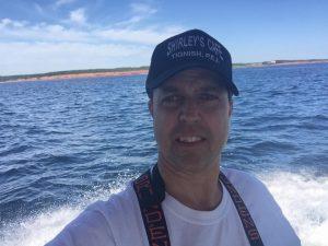 landing day 2017 - Brad Trivers