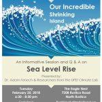 Sea Level Rise on PEI
