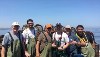 Landing Lobster Gear 2018