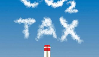 When does a Carbon Tax become just a Tax?