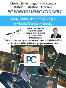PC Fundraising Concert 2020